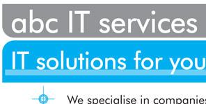 abc IT services flyer