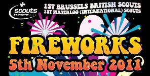 Fireworks Poster 2011