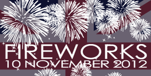Fireworks Poster 2012