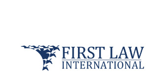 First Law International Buisness Card