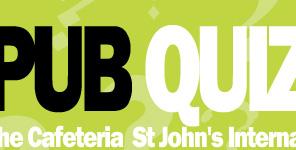 Pub Quiz Night Poster